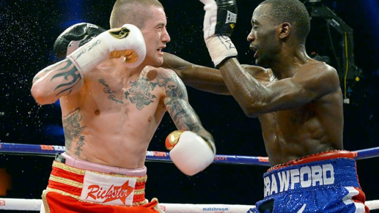 Lem's latest: Ricky Burns wants Omar Figueroa, post-Dejan Zlaticanin