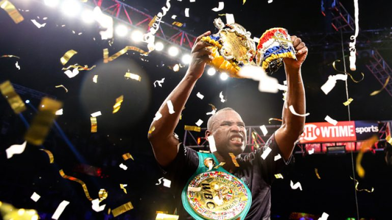 Does Adonis Stevenson really want to face Hopkins or Kovalev?