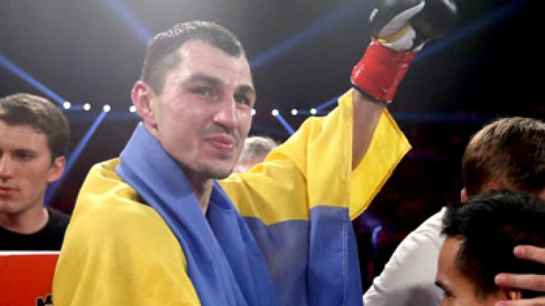 Manager: Viktor Postol could fight on Garcia-Peterson card