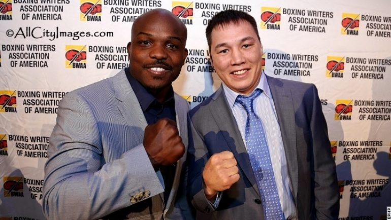 Tim Bradley asks Golden Boy, Top Rank, HBO, Showtime to 'get together'