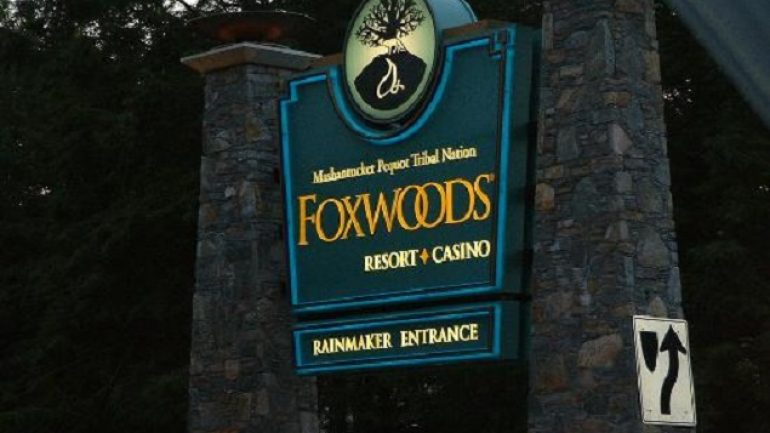 The Travelin' Man returns to Foxwoods-part I