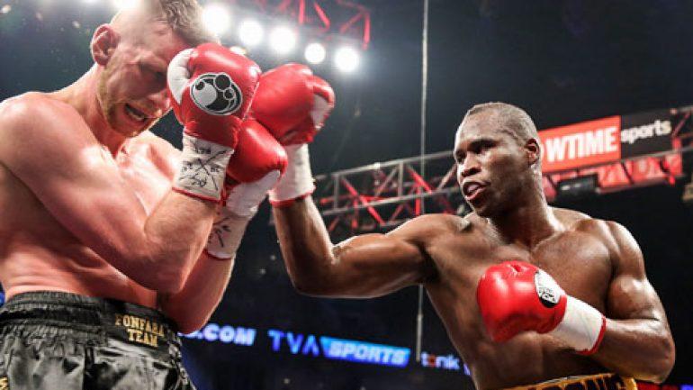 Stevenson, Fonfara both walk away winners: Weekend Review