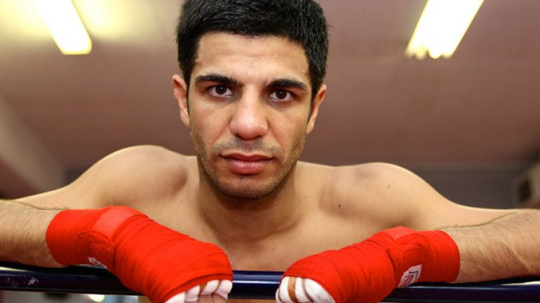 Q&A: Billy Dib to debut at 130 on Wednesday