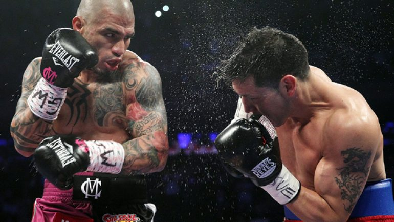 Miguel Cotto to face Daniel Geale on June 6