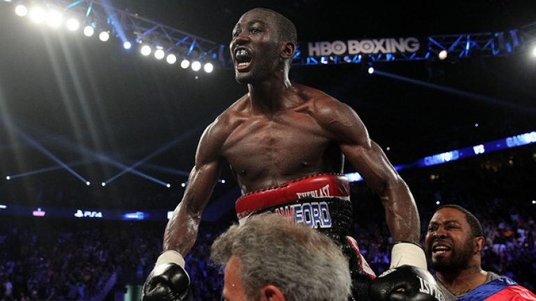 Terence Crawford: Yuriorkis Gamboa picked wrong fighter, wrong city