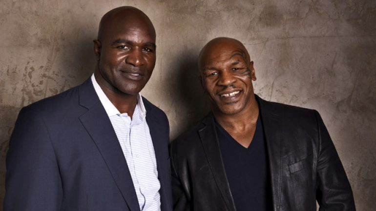 Lem's latest: Mike Tyson to honor Evander Holyfield on Aug. 9