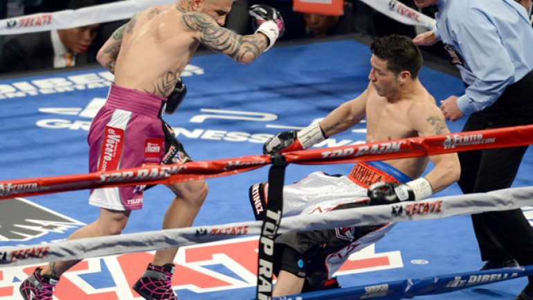 Photo gallery: Miguel Cotto vs. Sergio Martinez