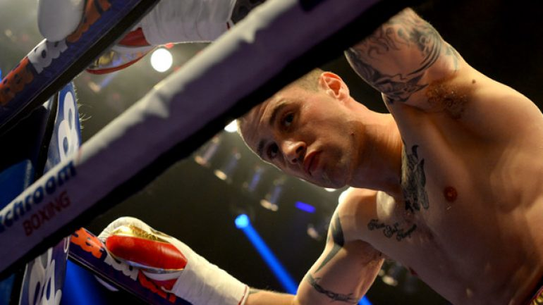 Ricky Burns upbeat after Figueroa war and controversy