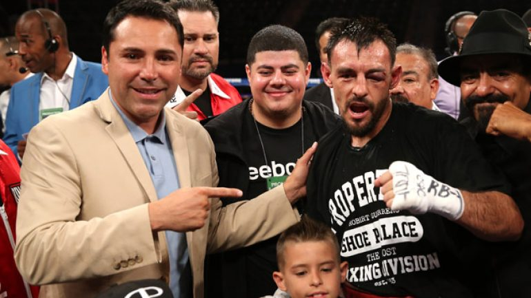 Robert Guerrero outslugs Yoshihrio Kamegai in his return bout