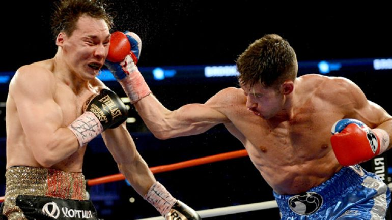 Chris Algieri 'ready for a Manny Pacquiao fight this year'