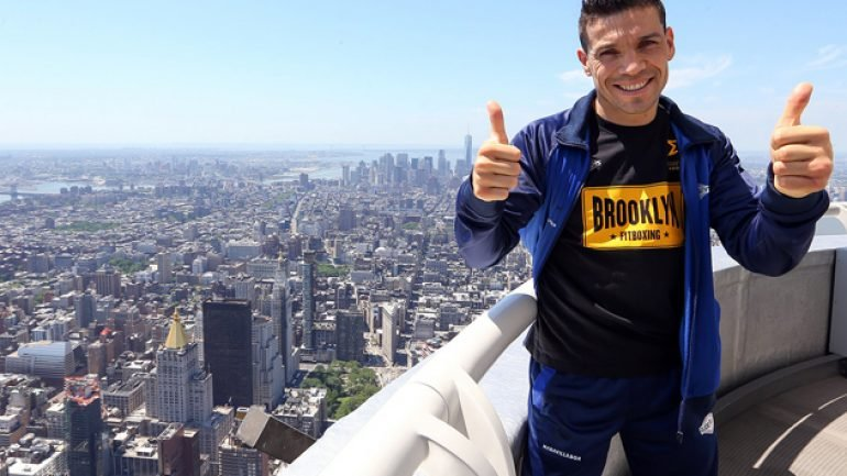 Sergio Martinez hints at retirement: 'My meniscus is torn apart'