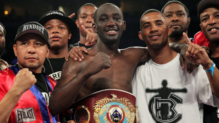 Terence Crawford to face Henry Lundy on Feb. 27