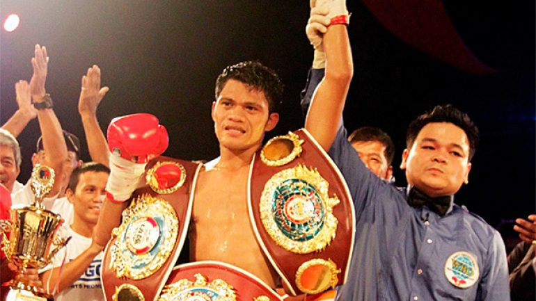 Froilan Saludar faces McWilliams Arroyo in Golden Boy Live! main event