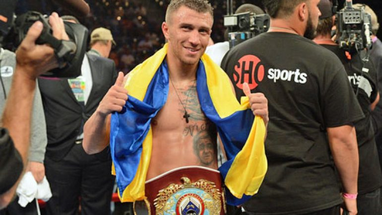 Vasyl Lomachenko very impressive against Gary Russell Jr.: Weekend Review