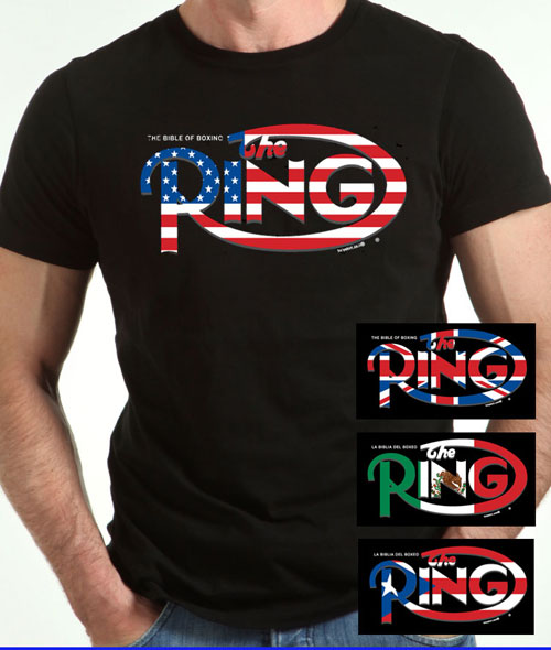 THE RING T-SHIRTS: AVAILABLE NOW