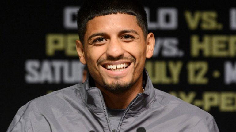 Abner Mares says he'll be 'reborn' vs. Jonathan Oquendo