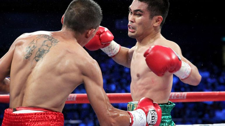 Gittelsohn touts Brian Viloria and the flyweight division