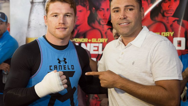 Lem's latest: Erislandy Lara in 'war' with 'enemy' Canelo Alvarez