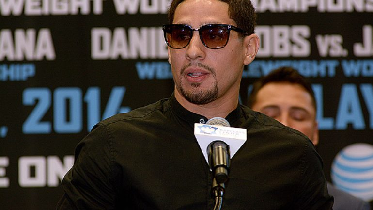 Danny Garcia blasts Rod Salka in Round 2 of non-title bout