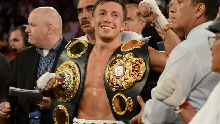 Golovkin's 'Tysonesque' reputation grows with Geale stoppage