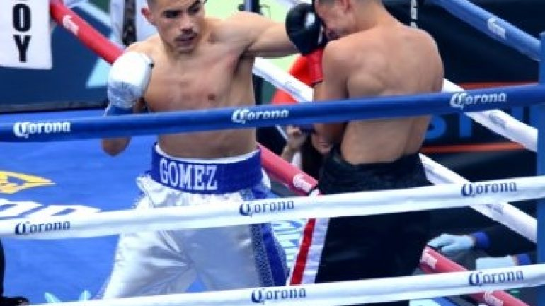 Frankie Gomez to face Vernon Paris on July 25