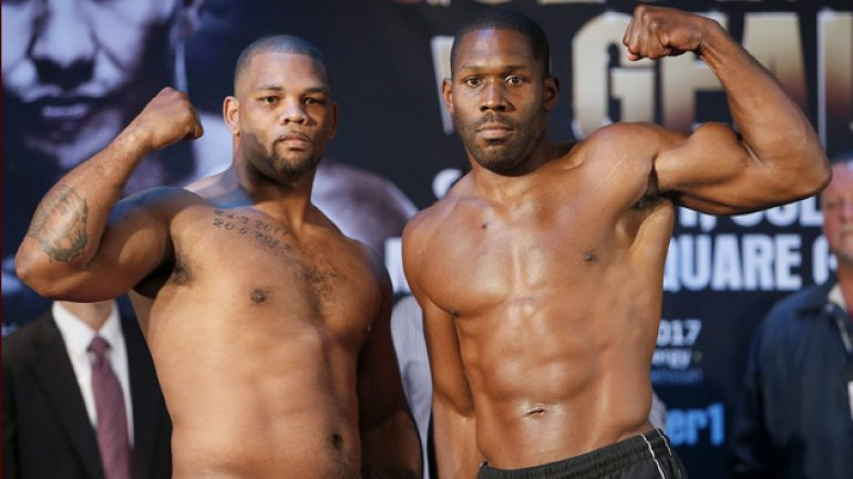 Bryant Jennings SD 12  Mike Perez live round-by-round updates