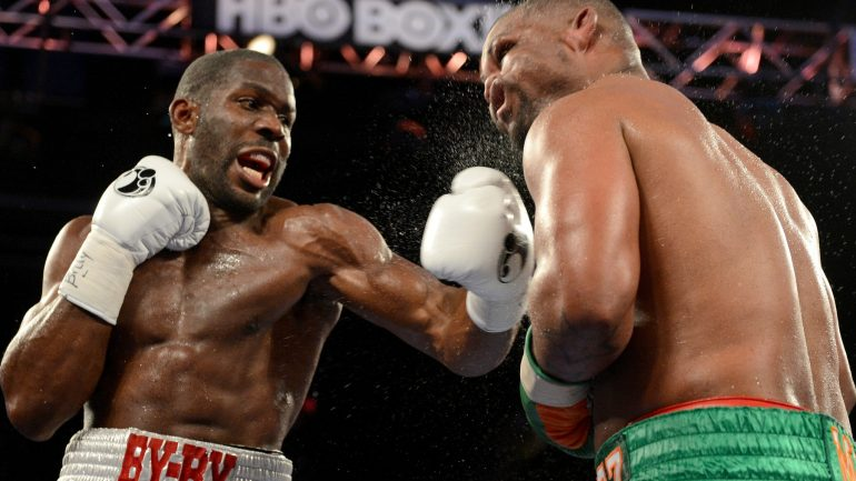 Bryant Jennings calls close victory vs. Mike Perez a learning process