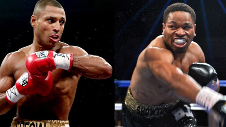 Kell Brook MD 12 Shawn Porter live round-by-round updates