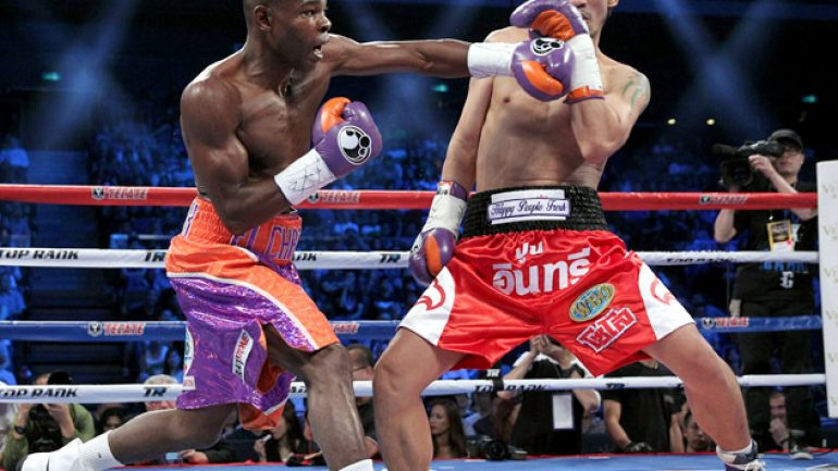 Guillermo Rigondeaux wants Scott Quigg
