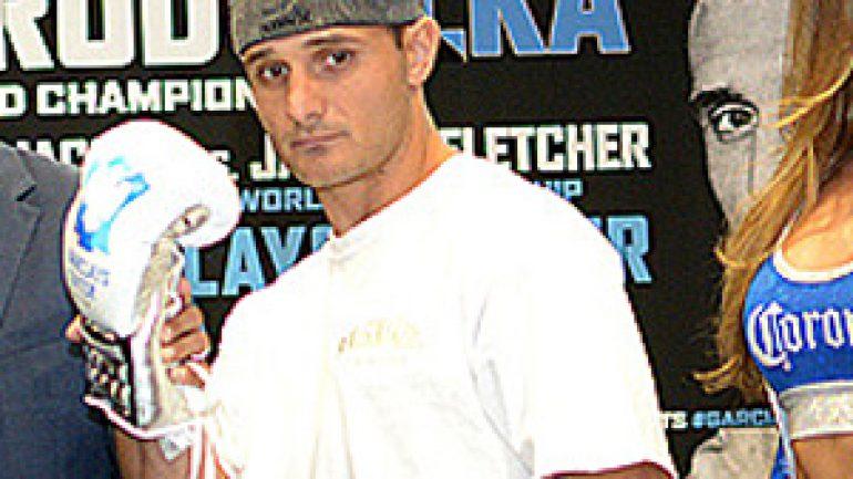 Rod Salka unfazed by 142-pound catchweight vs. Danny Garcia