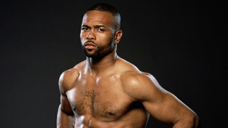 A parable for Roy Jones Jr.