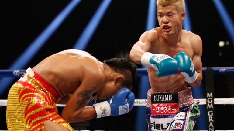 Tomoki Kameda: 'Everyone will see a new, improved 'Mexicanito' this time'