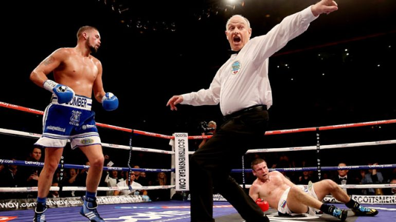 Tony Bellew eyes Nathan Cleverly, title shots