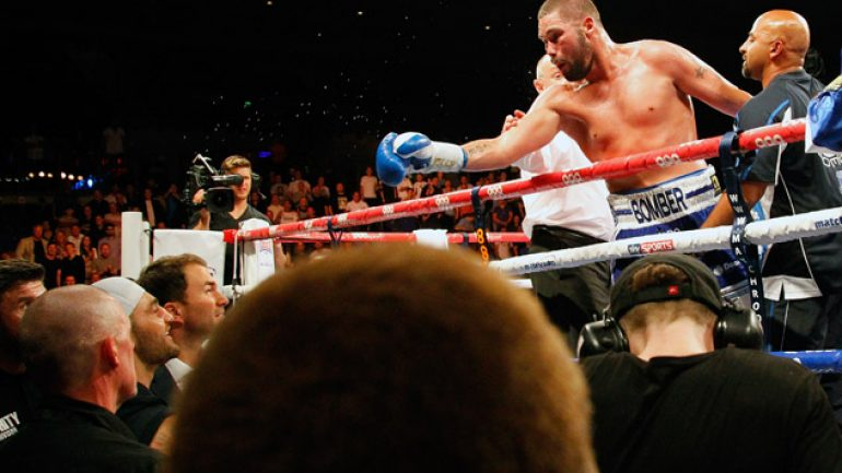 Nathan Cleverly-Tony Bellew II on tap