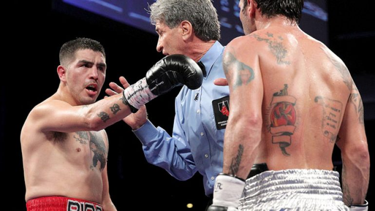 Photo gallery: Brandon Rios vs. Diego Chaves