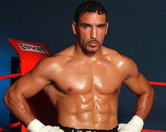 Firat Arslan boxing