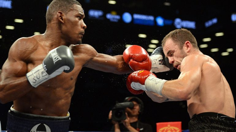 Garcia-Salka undercard report: Daniel Jacobs completes his miracle
