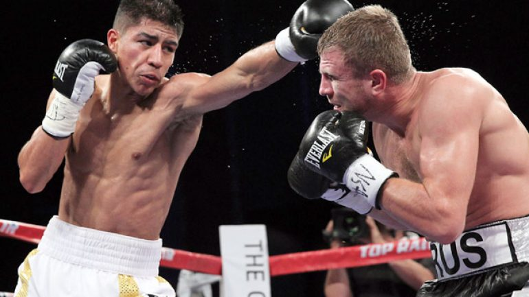 Jessie Vargas to face Antonio DeMarco, eyes Manny Pacquiao