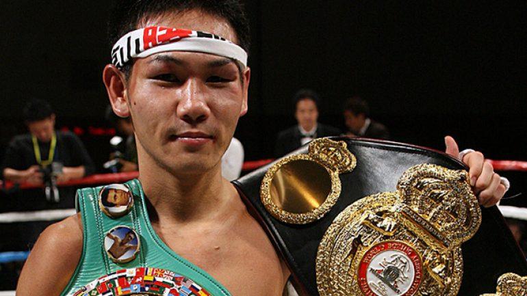 Katsunari Takayama to face Francisco Rodriguez on Saturday