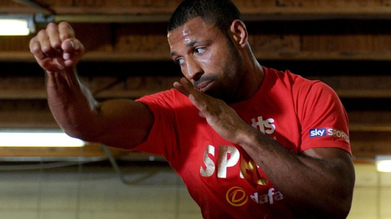 Kell Brook injured; Chaves fight postponed