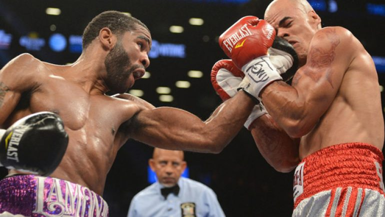 Lamont Peterson to face Danny Garcia 'at the perfect time'