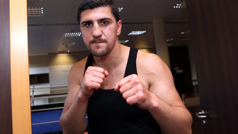 Marco Huck past disappointment and ready for war vs. Kucher
