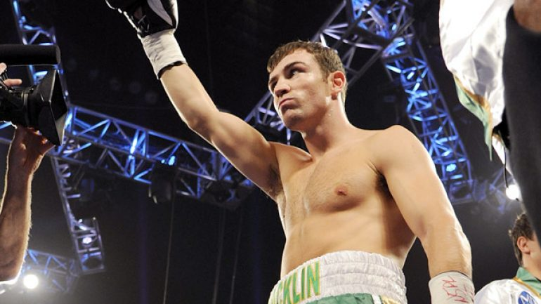 Matthew Macklin eyes Miguel Cotto after Jorge Sebastian Heiland bout