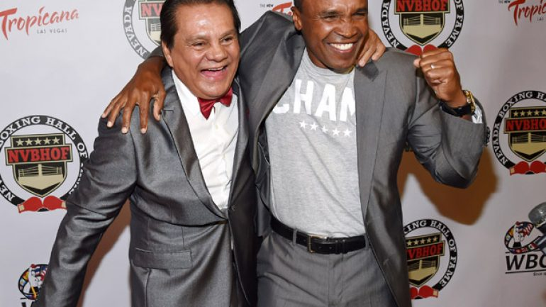 Photo gallery: 2014 Nevada Boxing Hall of Fame