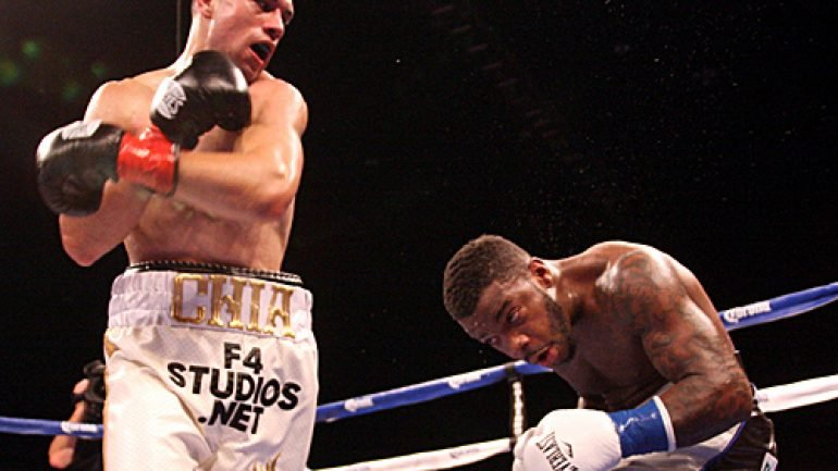 Francisco Santana: from prospect to opponent to contender