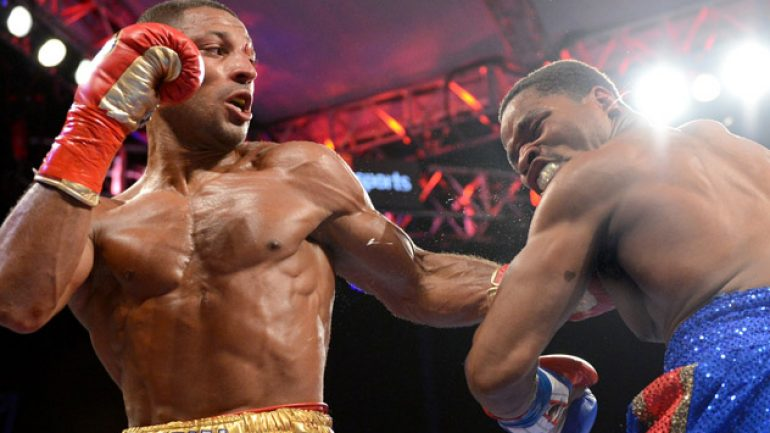 Manager: Kell Brook to face Jo Jo Dan on March 28