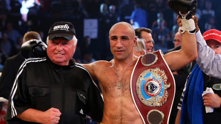 Arthur Abraham turns back stern challenge from Paul Smith