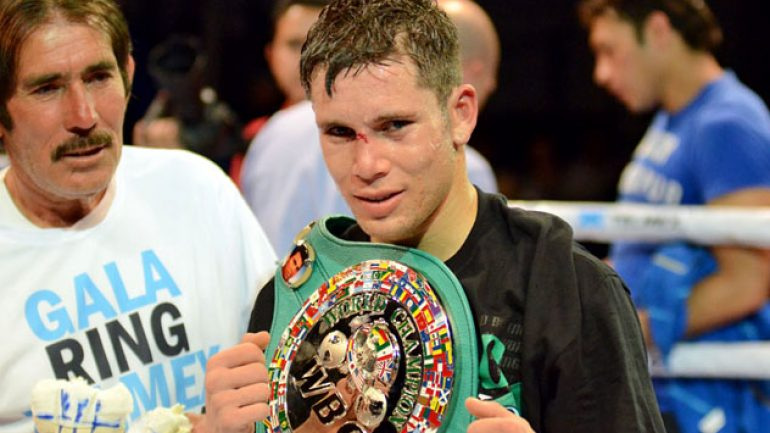 Carlos Cuadras to face Marvin Mabait on Thursday in D.C.