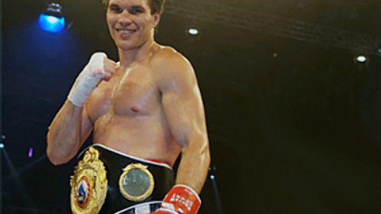 Q&A: WBC cruiserweight titleholder Grigory Drozd