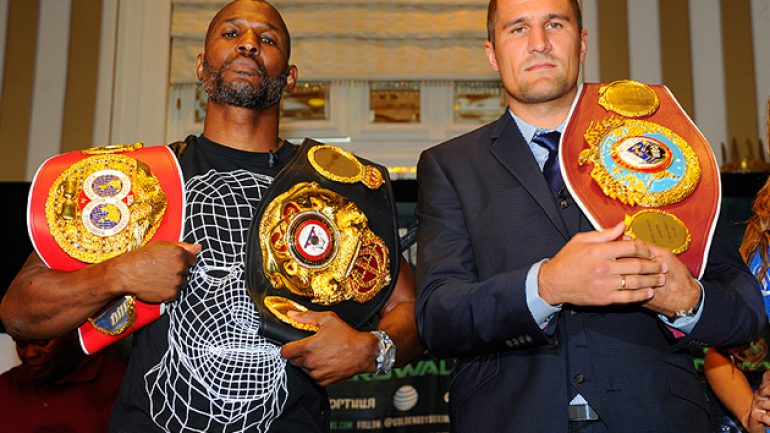 Writers picks on Bernard Hopkins-Sergey Kovalev